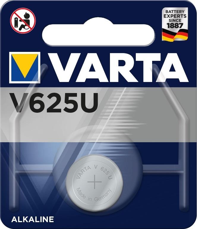 Varta V625U batterij