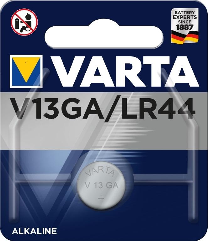 Varta V13GA 1.5V LR44 knoopcel