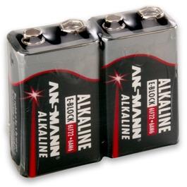 Ansmann Alkaline 9V Block