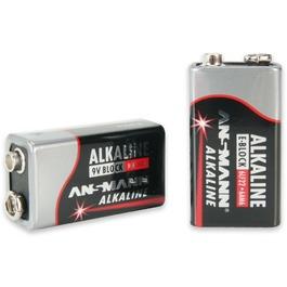 Alkaline 9 v batterij Ansmann 6LF22 batteries