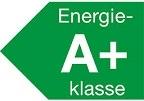 Energieklasse Label A+