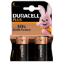 Duracell Plus Power LR14 Baby Alkaline batterijen