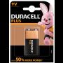 Duracell Plus Power 9V 1 stuk Alkaline