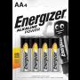 Energizer Alkaline LR06 1,5V 4-pack