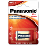 Panasonic ProPower Alkaline 9V 6LR61