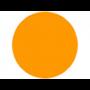 MagLite lens voor D zaklampen Oranje