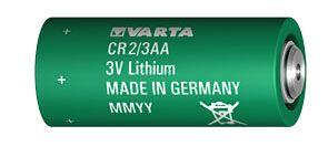 Varta Lithium CR2/3AA 3V| De Energiebron BV - Groothandel in batterijen en lichtbronnen