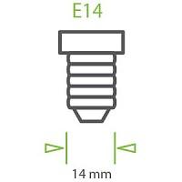 Lampfitting E14 | De Energiebron BV - Groothandel in batterijen en lichtbronnen