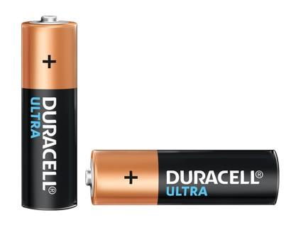 Duracell Ultra AA LR06 Alkaline